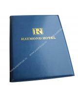 Информационная папка гостиницы пример